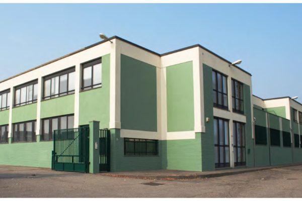 Uffici e locali commerciali: Mazzo di Rho (MI), Via de Gasperi, 146